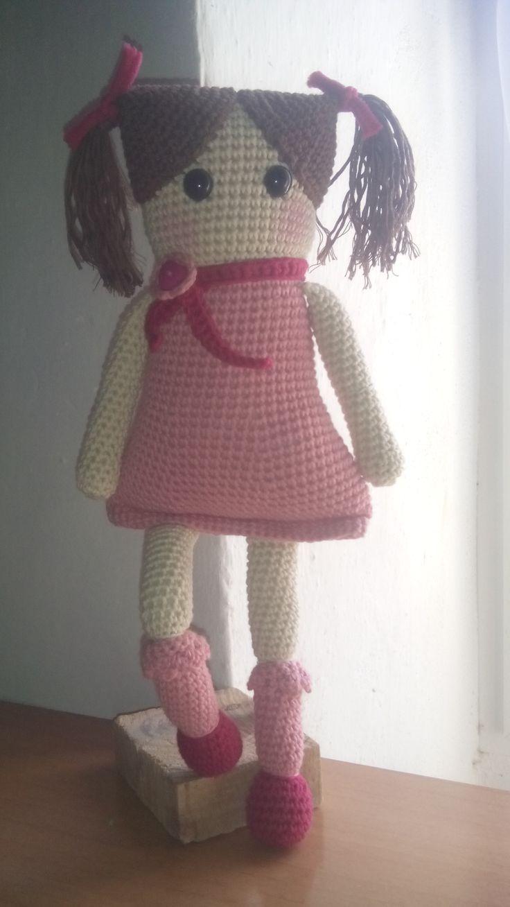 Tutorial Muneca Amigurumi : 20 best images about muneca cuadrada crochet on Pinterest ...