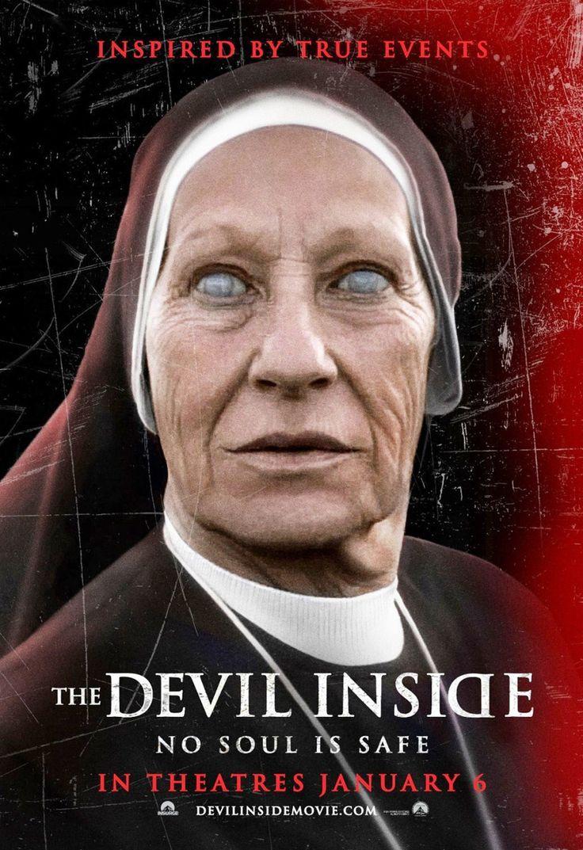 The Devil Inside – Ο Διάβολος Μέσα Της (2012). Ενδιαφέρον φιλμ εξορκισμών με πειστική ηθοποιία και ορισμένες ιδιαίτερα αγωνιώδεις και ακραίες σκηνές που καθηλώνουν.