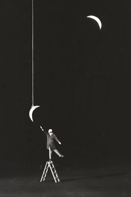 by Gilbert Garcin