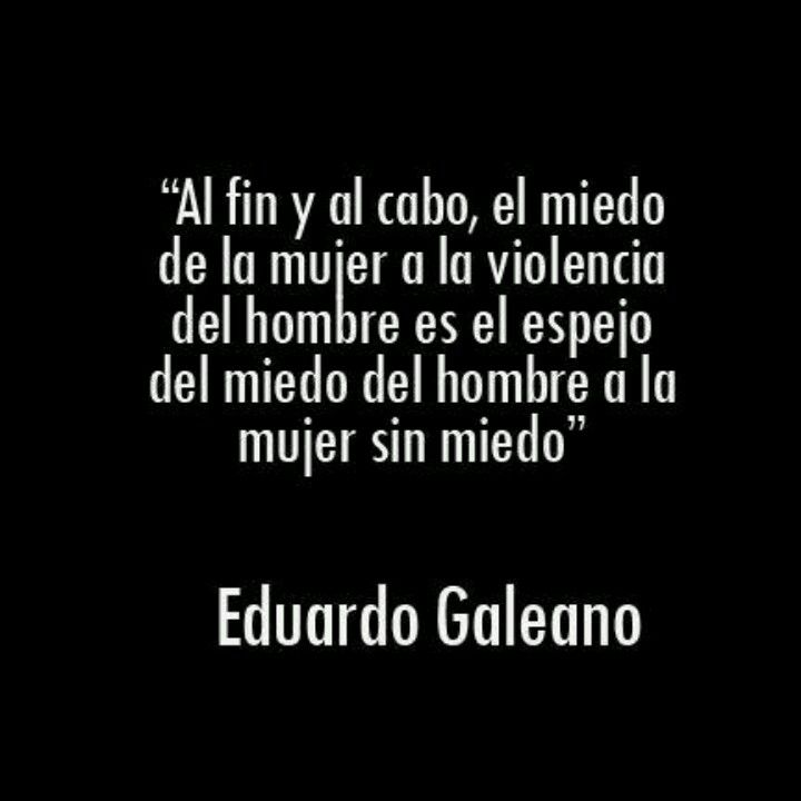 Eduardo galeano always gets it right!