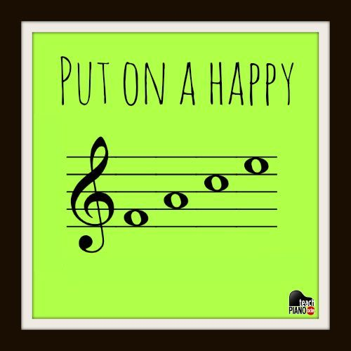 spread the smiles! #pianoteaching #pianoteacher