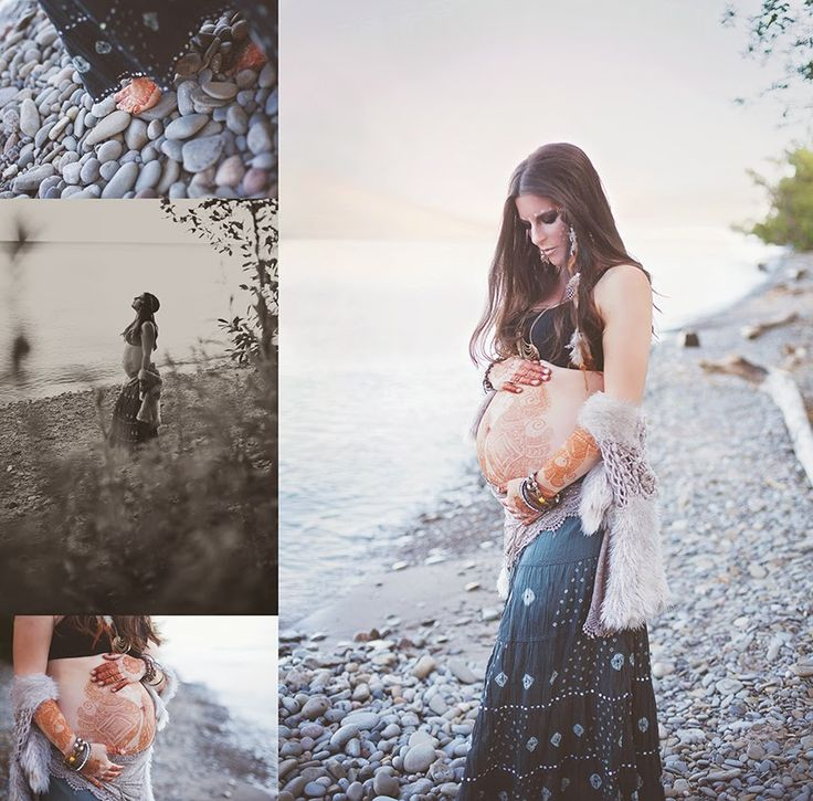 bohemian, gypsy, tribal maternity. beach maternity, fine art, Michelle Mez Photography