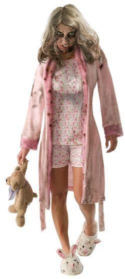 Teen zombie costumes for girls. #Halloween #zombie