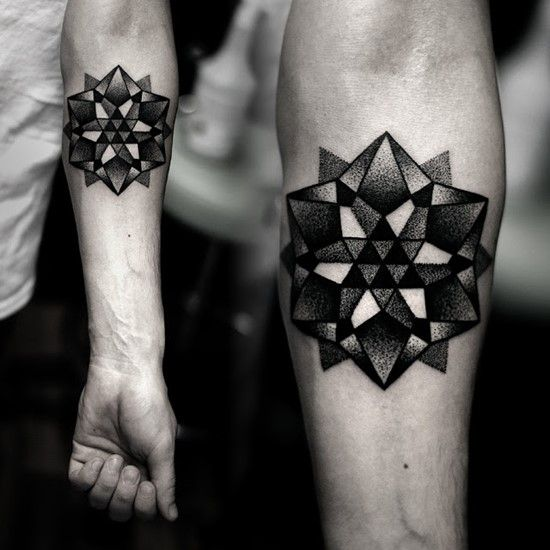 200 Mystical Mandala Tattoo Designs & Meanings