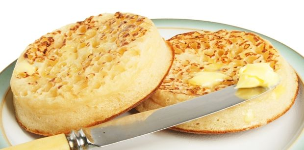 This tasty alternative to traditional recipes produces crumpets that are hot, buttery and most-importantly, gluten-free! Try these tasty crumpets today.