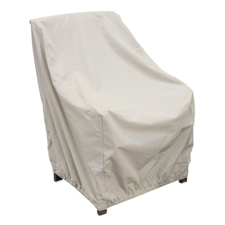 Treasure Garden High Back Chair Cover   from hayneedle.com