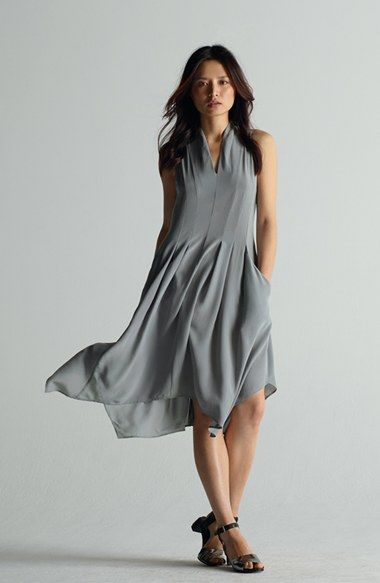 Eileen Fisher Dress, will be wearing this summer for all the weddings we have to attend