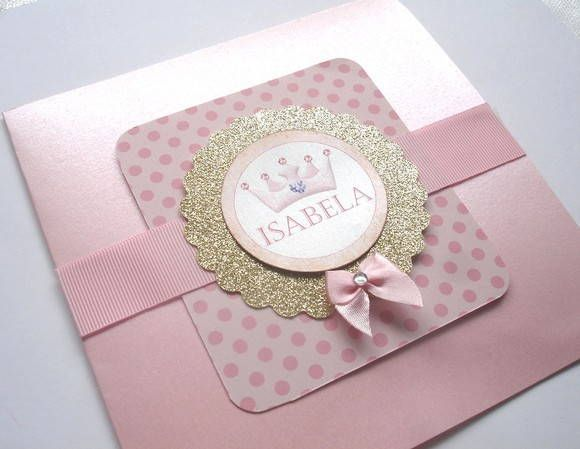 Gold & Pink Princess Birthday Party