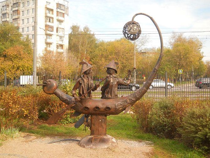 Top Unexpected Monuments in Moscow