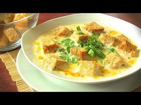 Очень простой рецепт великолепного сырного супа. Варите побольше, родные попросят добавки! | Хитрости жизни
