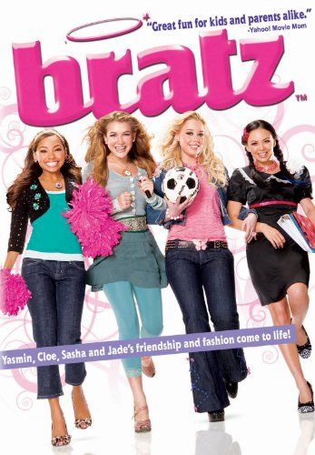 Bratz: The Movie, I liked Bratz the movie how the girls all had their own style and stayed best friends, it also shows how you can be friends with people who have different interests its a good movie for teens