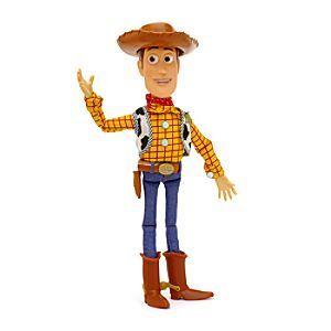 Disney Talking Woody Figure