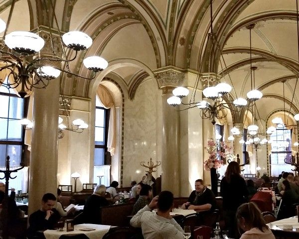 Koffie: Café Central - 5 Hotspots in Wenen - Hotspots - Reizen