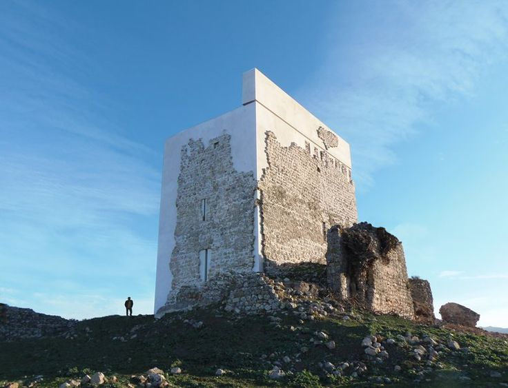 Restoration of Matrera Castle, Villamartín, 2015 - Carlos Quevedo Rojas