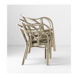 HOLMSEL Chair - gray - IKEA