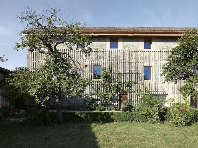 Charles Pictet Architecte: Transformation of an Ancient Grange - Thisispaper Magazine