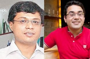 Flipkarts Sachin Bansal vs Snapdeal CEO Kunal Bahl: Right guys stuck in a tough ecommerce battle