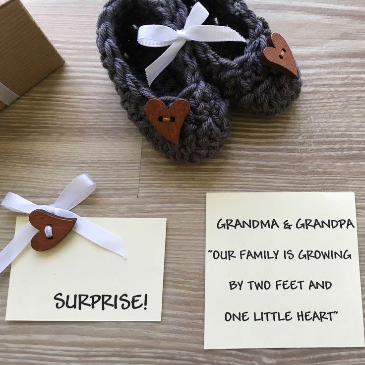 die besten 25 gro eltern schwangerschaft ank ndigung ideen auf pinterest baby mitteilung. Black Bedroom Furniture Sets. Home Design Ideas