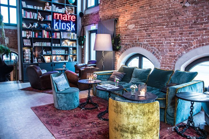 where to stay in hamburg – 25hours hotel