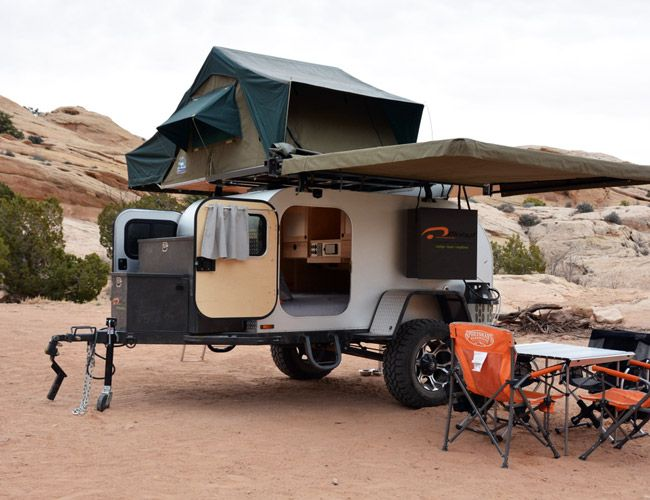 51 Best Offroad Trailers Images On Pinterest Expedition