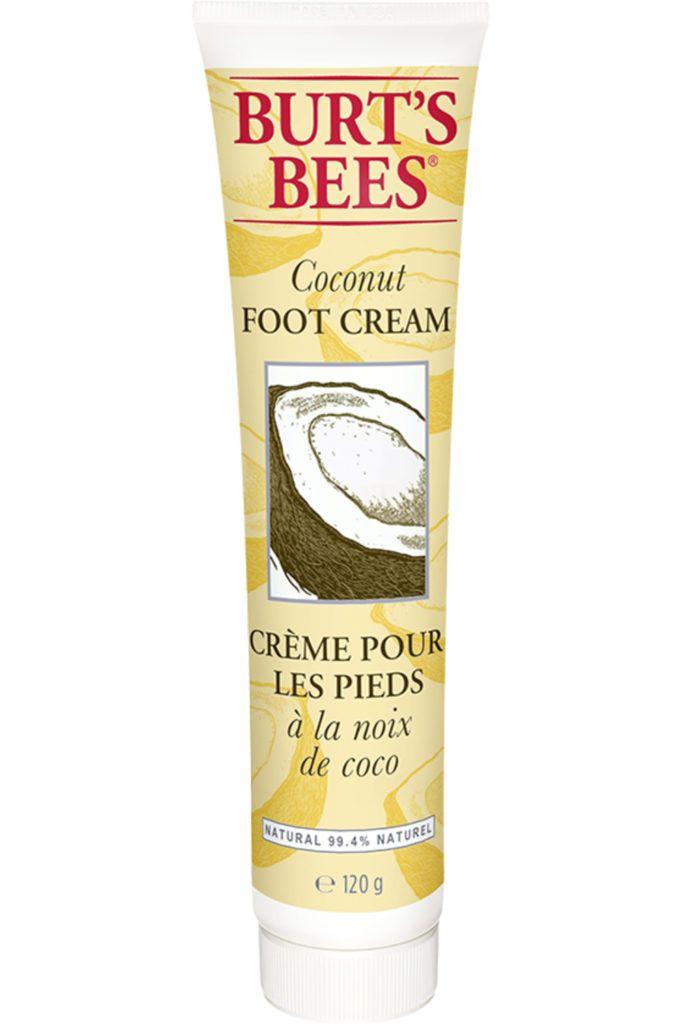 Burt's Bees - Crème pour les Pieds - Birchbox