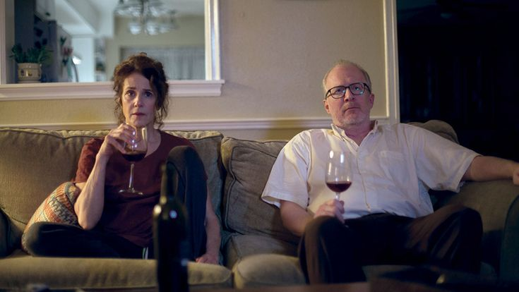 'The Lovers': Film Review  Debra Winger and playwright Tracy Letts are a cheating husband and wife who might just stay together in Azazel Jacobs' uncomfortable relationship comedy 'The Lovers.'  read more