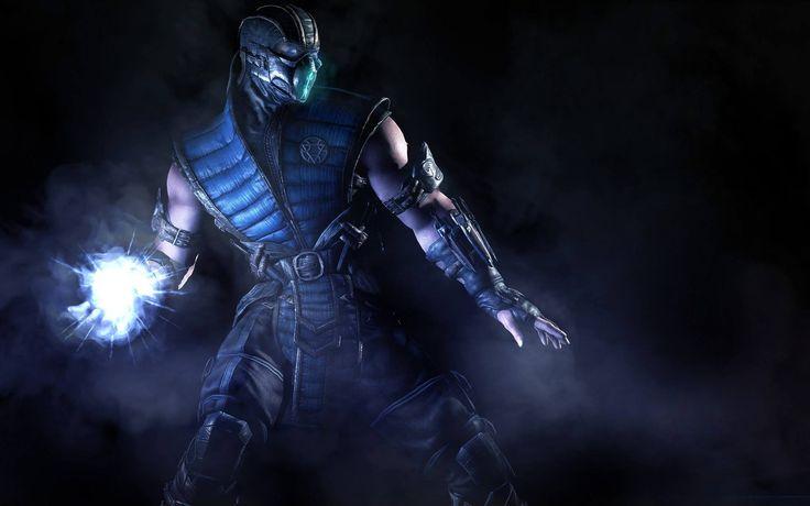 Sub Zero de Mortal Kombat X