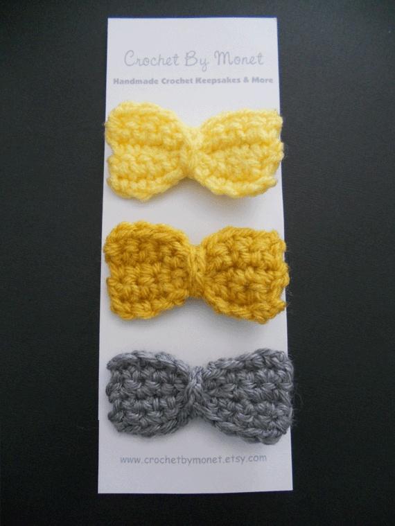 CrochetByMonet: How To Make Hair Bow Display Cards
