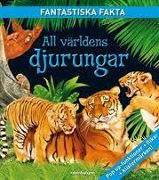 Bok att köpa: All världens djurungar