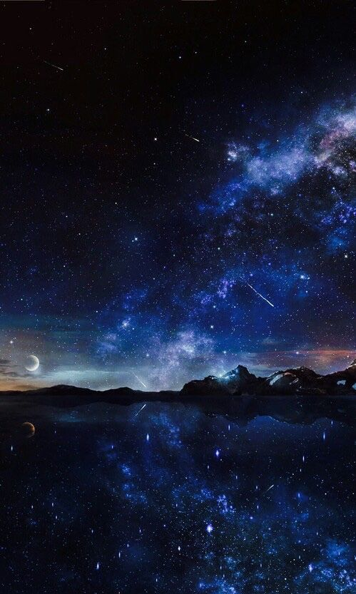 Stars Sky And Galaxy Kep Find This Pin More On We Heart It