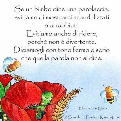 Due pedagogiste molto 'social', Elisabetta Rossini ed Elena Urso, creano card con pillole pedagogiche per far riflettere i genitori. Ecco le più virali