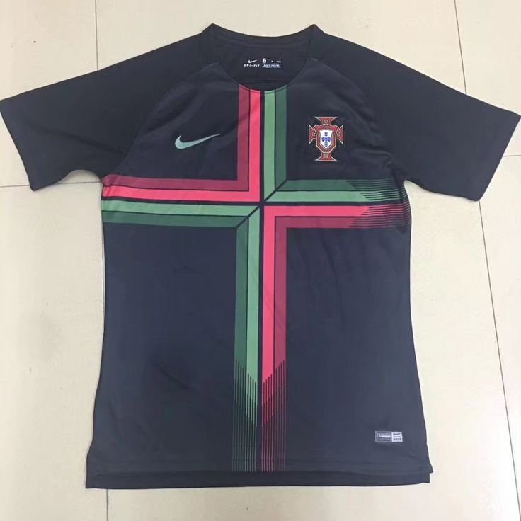 2018 World Cup Country Jersey Portugal #5 F.COENTRAO #7 FIGO #8 SILVA #9 ESER #10 DANNY Black Away 2017-18 Jerseys
