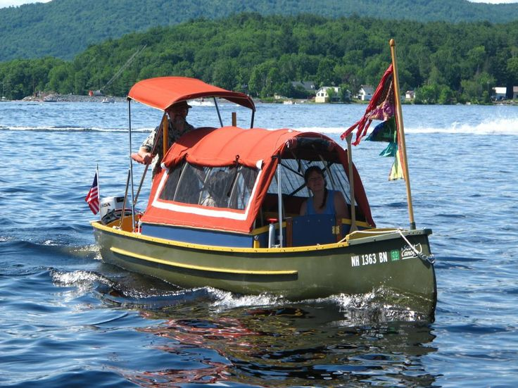 Custom 2006 Scott Hudson Bay 21ft Freighter Canoe River