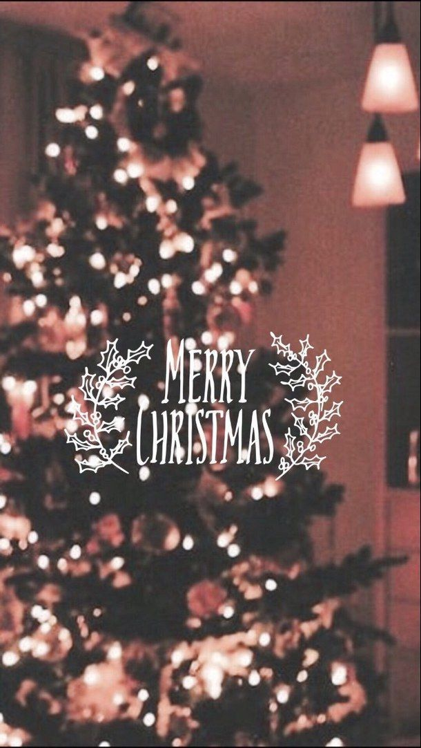 Merry Christmas And Happy New Year Merry Christmas Wallpaper Christmas Wallpaper Wallpaper Iphone Christmas Awesome cute christmas themed wallpaper