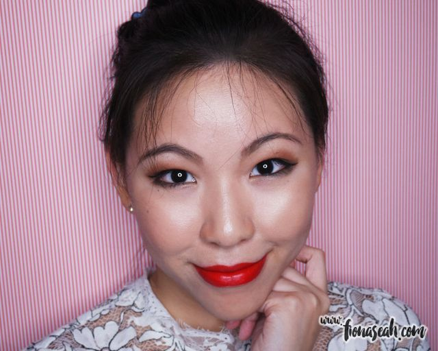 REVIEW: MAC x Charlotte Olympia Lipsticks – Starlett Scarlet, Leading Lady Red & Retro Rouge