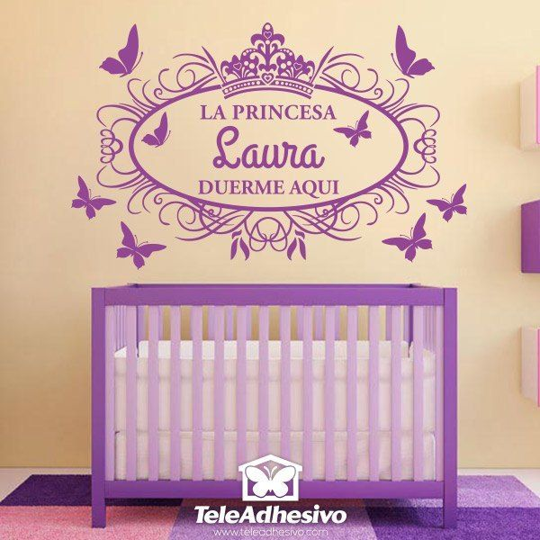 La princesa duerme aquí