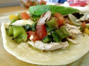 Have you tried the Pollo Taco from BABALU?