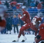 Drew Bledsoe, Apple Cup 1992