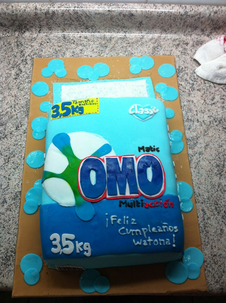Torta Omo