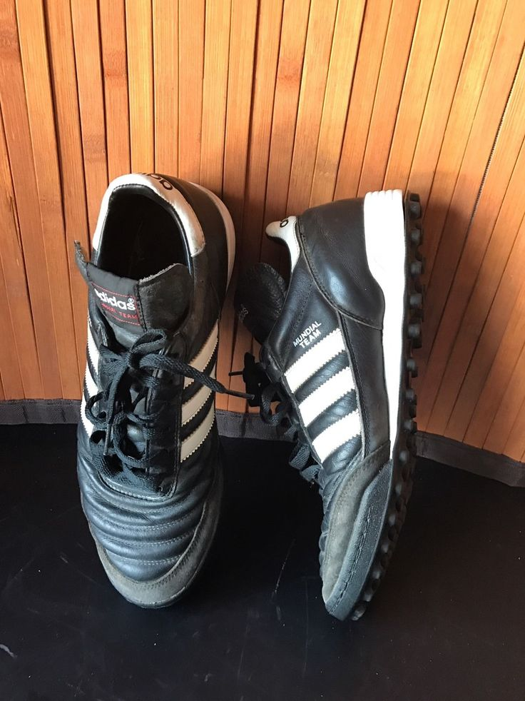 adidas Team Mundial Turf Cleats Boots mens size 9.5 Copa Mundial Soccer