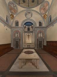 BRUNELLESCHI, Sagrestia vecchia, Chiesa di San Lorenzo, Firenze