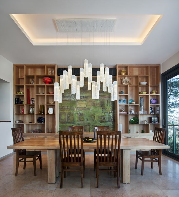 Charming Tanzania Chandelier   Contemporary   Dining Room   New York   Shakúff