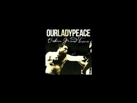 """Our Lady Peace LIVE at Cowboys / London Concert Theatre  03/29/12 """"IS ANYBODY HOME"""""""