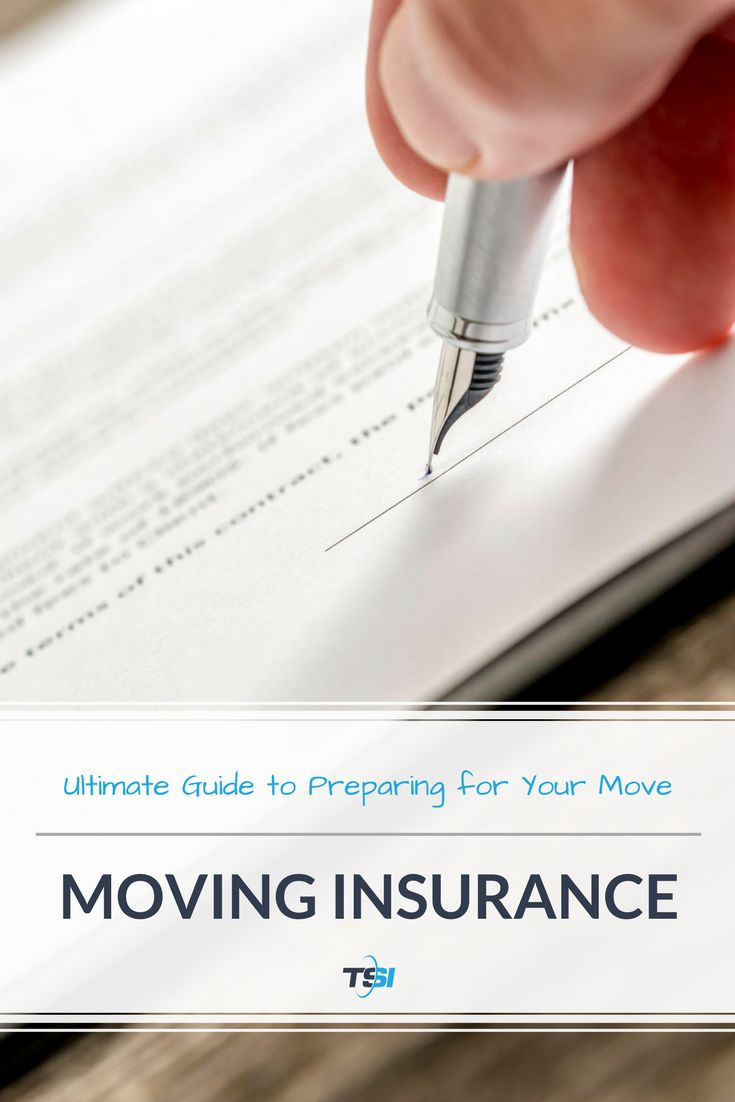 Confused about moving insurance? Gain some insight with the Ultimate Guide to Preparing for Your Move.