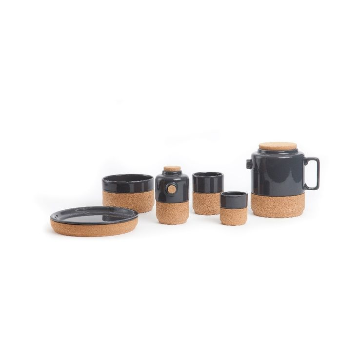 Soul Mate Designer Espresso Cups. These cups are designed to suit both the experienced barista and the most discerning home coffee drinker. Enjoy your coffee at the perfect temperature.This product collection explores the potential of the Portuguese deep tradition of these materials.