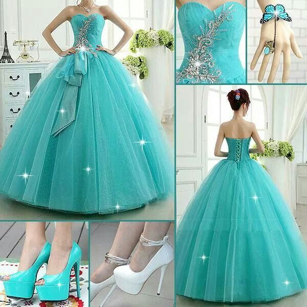 Vestido lindo ❤❤