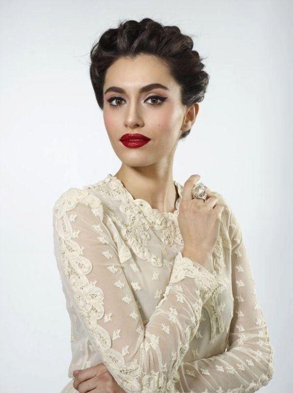 Hande Dogandemir - Cosmopolitan Bride Magazine Pictorial [Turkey] (June 2013)
