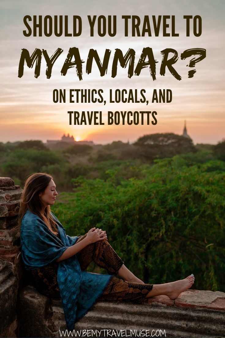 Should Anyone Travel To Myanmar Right Now Traveling By Yourself Myanmar Travel Southeast Asia Travel