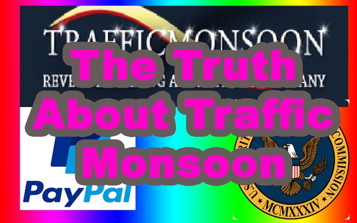 The Truth About Traffic Monsoon