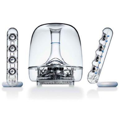 Soundsticks II, PC speakers: Harman/Kardon ...proud owner...Love these